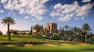 Golfing in Marrakech