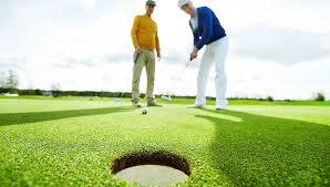 Golfing in Rabat