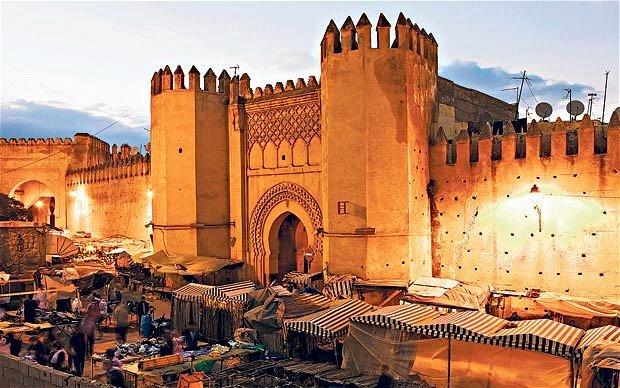 Morocco Imperial Cites Tour