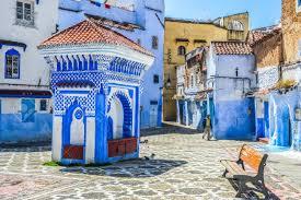 The Blue City Morocco